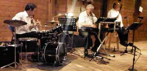 Klezmer Concert in Camp Ramah in the Berkshires