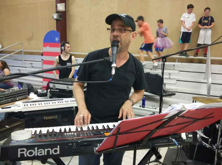 Fourth of July concert with Brian Gelfand