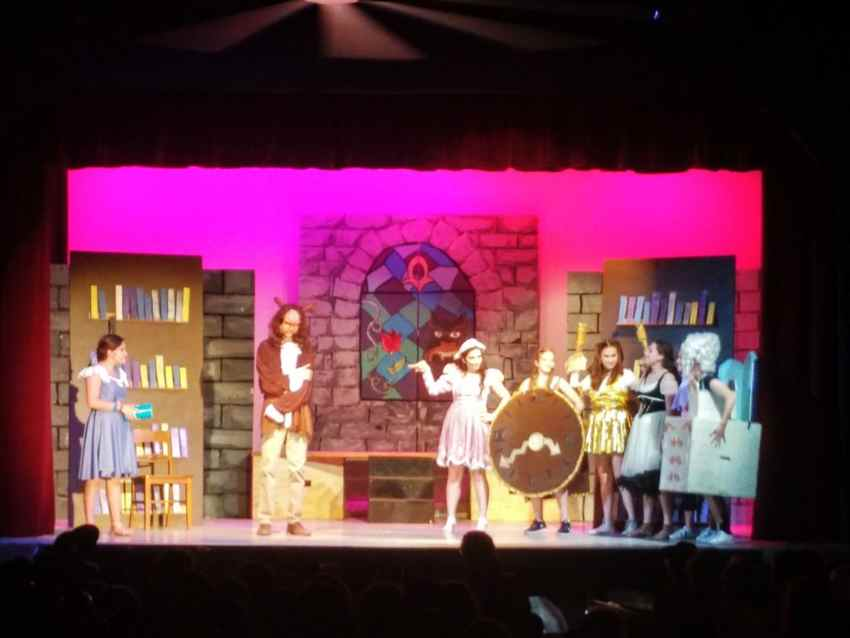 Gesher Show 2017 - The Beauty and the Beast