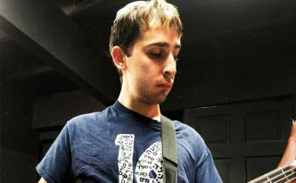 Music Teacher Max Silverstone
