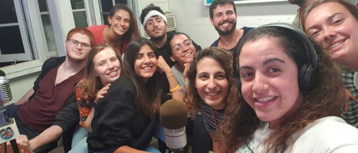 The Mishlachat on the final broadcast of the summer